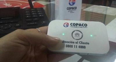 COPACO anuncia etapa final de red fibra óptica para 160.000 hogares