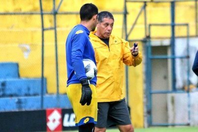 Caballero asumirá en Deportivo Santaní