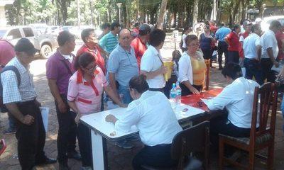 Actualizan Declaración Jurada de funcionarios de la comuna de CDE