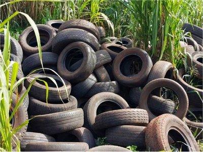 Una preocupación ambiental que convirtió neumáticos en combustible