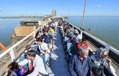 Más de 5 mil personas visitaron Yacyretá en Semana Santa