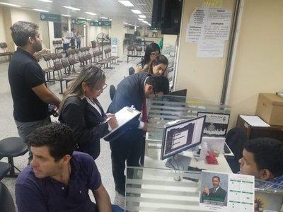 Aprehenden a funcionarios de la Comuna de Asunción por supuesta coima