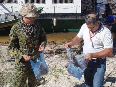 Fiscalizadores del MADES lograron identificar a unos 10 infractores en el Chaco