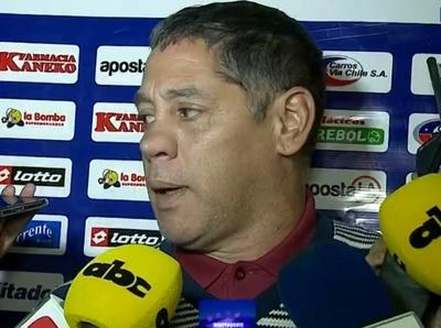 Pablo Caballero ocupará el lugar que dejó Martín García en el Deportivo Santaní