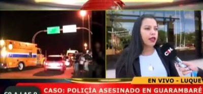 Condenan a conductor que arrolló y mató a policía