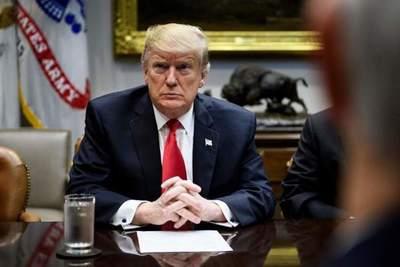 Trump asegura que el Congreso de EE.UU no puede someterlo a un juicio político