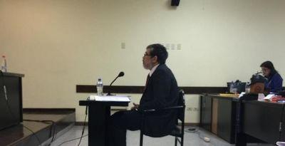 Excontralor Rubén Velázquez defendió su gestión en juicio