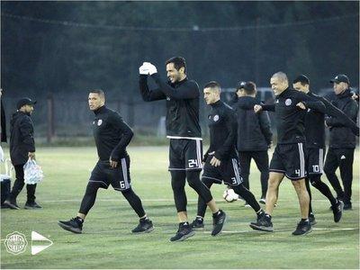 Olimpia ultima detalles en Chile