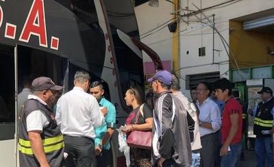 Dinatran multa a empresas en  cuyos buses cobrarón demás o  sin respetar disposición legal