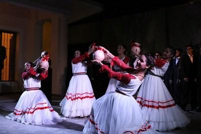 CULTURA DECLARA PATRIMONIO NACIONAL CULTURAL INMATERIAL A LA POLCA PARAGUAYA