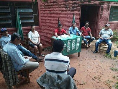 Campesinos son convocados para un debate