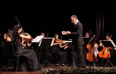 Orquesta de Cámara Juvenil del CCPA dará hoy su primer recital de temporada