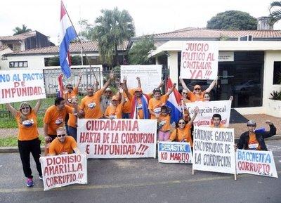 Rechazan impunidad de Enrique García