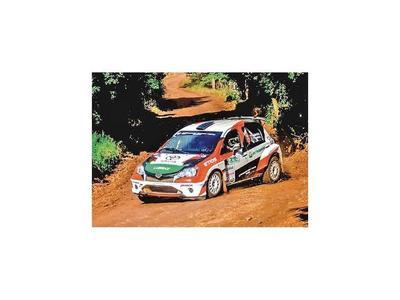 Ale Galanti estará en la etapa  Argentina del Mundial de Rally