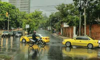 Se aguarda un martes fresco a cálido con precipitaciones dispersas
