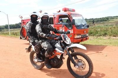 San Ignacio: Destacan actuación del Grupo Lince e insisten cobertura permanente