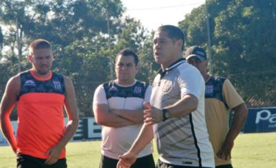 HOY / Pablo Caballero toma las riendas del Deportivo Santaní