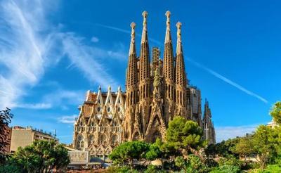 Arquitectura de Gaudí destaca en toda la ciudad