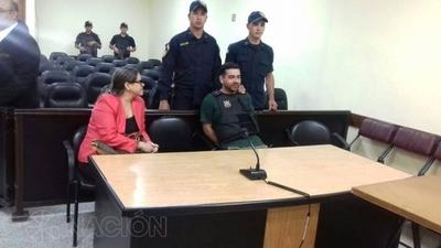 "HOY / Postergan juicio a Oviedo Brítez ""por falta de garantías"" para traslado"