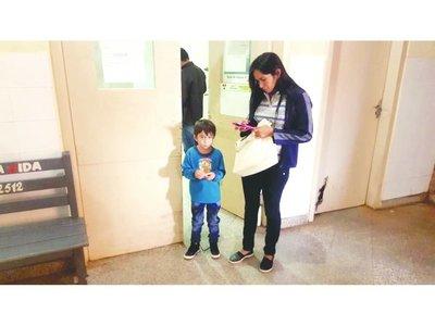 Chiquitunga curó a un niño  de mordedura de cascabel, aseguran