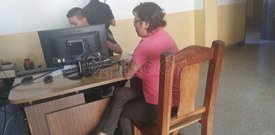 Asaltan a periodista a metros de la Comandancia de la Policía
