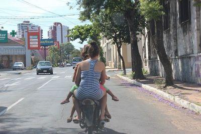 Estado invierte unos G. 300.000.000 por cada motociclista accidentado
