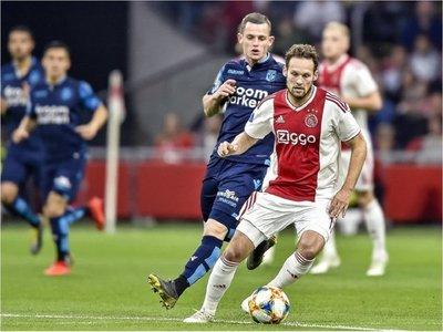 Nadie frena al Ajax