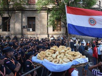 Desbloqueo de listas: Preparan gran despliegue policial y fiscal durante movilización