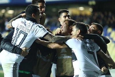 Olimpia clasificado a los octavos de final de la Copa Libertadores