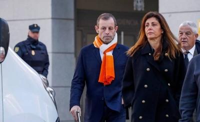 HOY / Expresidente del Barcelona es absuelto en caso de blanqueo de comisiones