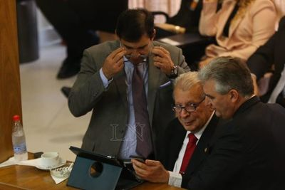Añetete define postura sobre juicio político a García
