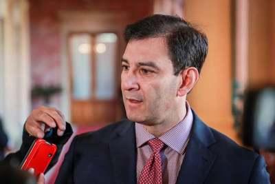 'Beto' Ovelar: Si Añetete libera los votos, el contralor no sería destituido