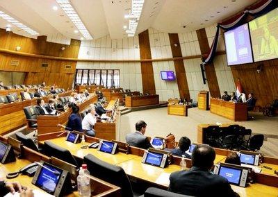 Diputados rabonean en sesión ordinaria