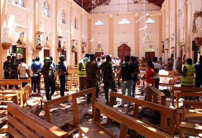 Atentados en Sri Lanka: balance de muertos sube a 359
