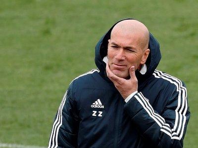 """Zidane: """"LaLiga será el primer objetivo el próximo año"""""""