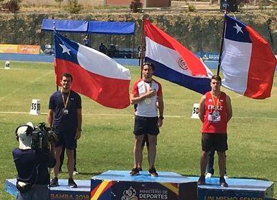 Exitosa cosecha de medallas en el Grand Prix de Bolivia