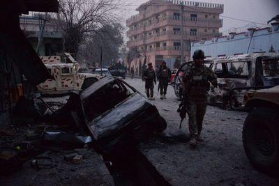 Fuerzas de EEUU y afganas mataron a más civiles que los talibanes