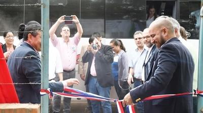 Mades dio apertura a su nueva oficina de proyectos en Boquerón