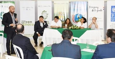 Presentan proyectos estratégicos para el desarrollo sostenible del Chaco
