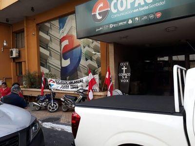 Funcionaria de Copaco denuncia acoso y dice que autoridades apañan