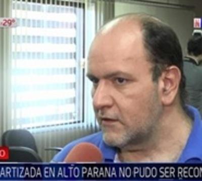 Mujer hallada descuartizada en Yguazú no fue reconocida