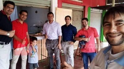COMERCIANTES CREAN UN COMEDOR SOLIDARIO EN EL CIRCUITO COMERCIAL.