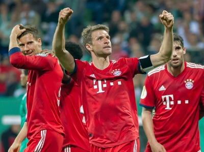 Bayern Múnich, finalista de la Copa de Alemania