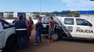 Expulsan a extranjeros con órdenes de captura en Brasil
