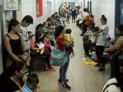 Alarmante aumento de  casos de  niñas madres en Hospital de Itapúa