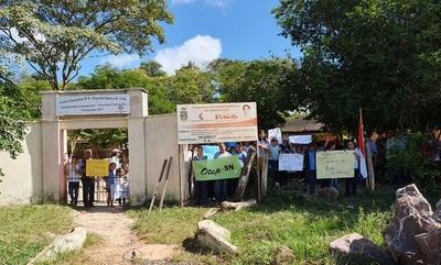 Ola de protestas en escuelas del Norte