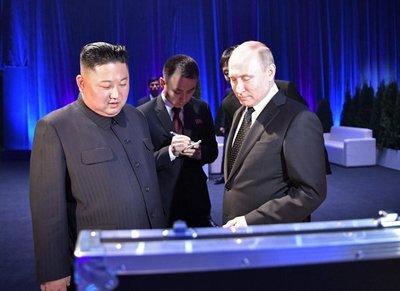 "Tras fiasco con Trump, Kim reaviva ""vínculos históricos"" con Rusia"