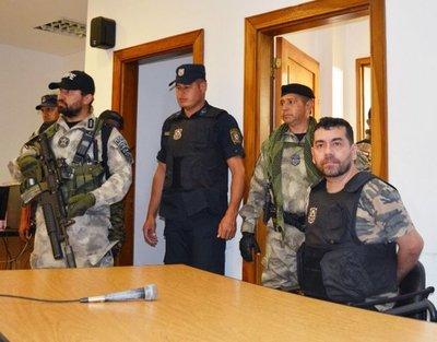 Oviedo Brítez será juzgado en Asunción