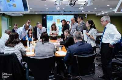 Con presencia paraguaya prosigue en Japón reunión sobre Gestión Integrada de Riesgos en Inundaciones Urbanas
