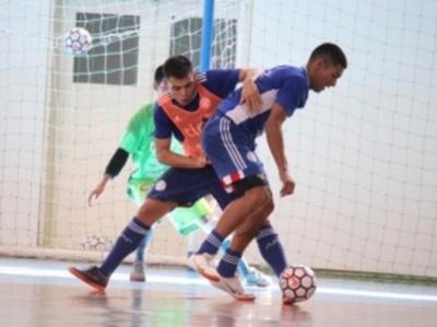 Paraguay intensifica de cara a amistoso ante Chile